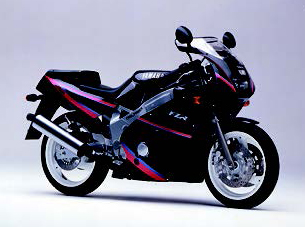 Images : ヤマハ FZR600 1991年