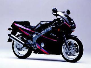 ヤマハ FZR600 1991年