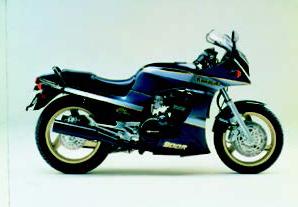 Images : カワサキ GPZ900R 1991年 3月