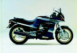 カワサキ GPZ900R 1991年 3月