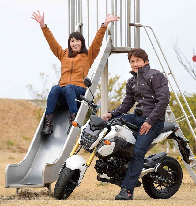 画像: サーキットもファンライドも楽しめるグロムは「ゲンニ」の救世主!?「HONDA GROM」 #伊藤真一のロングラン研究所 - webオートバイ