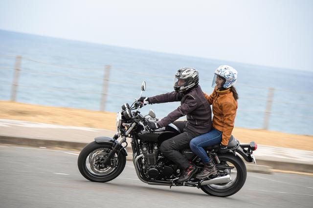 画像1: Honda CB1100RS/あのCB750フォアを彷彿とさせるフィーリング