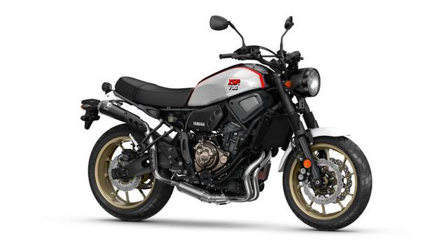 画像1: ヤマハ「XSR700 XTribute」これぞバイクブーム世代に刺さる1台!? モチーフとなったモデルはあの名車!【EICMA 2019速報!】