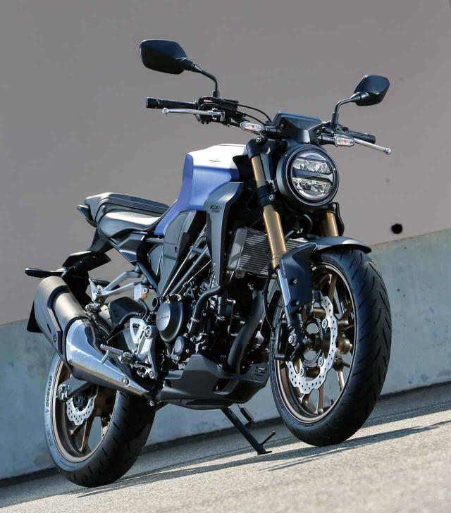 画像: ホンダCB250Rを簡単解説! マイナーチェンジを遂げた2019年モデルは、足つき性向上&高性能ABSを標準装備 - webオートバイ