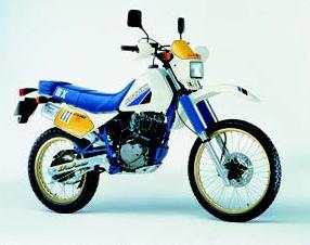 Images : スズキ SX200R 1990 年11月