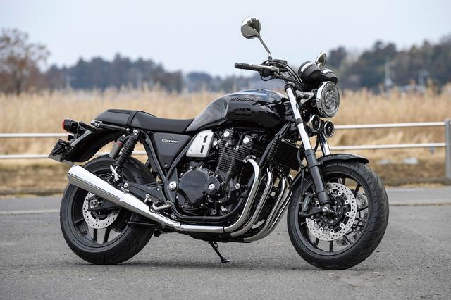 画像2: Honda CB1100RS/あのCB750フォアを彷彿とさせるフィーリング
