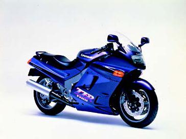 Images : カワサキ ZZR1100[C2] 1991年