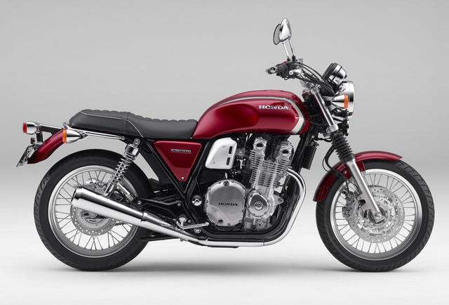 画像: CB1100シリーズの最新モデルが2019年1月11日から発売開始! - webオートバイ