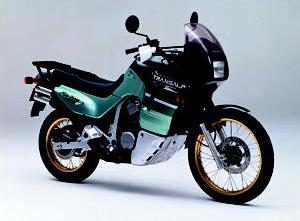 Images : ホンダ トランザルプ400V 1991年10月
