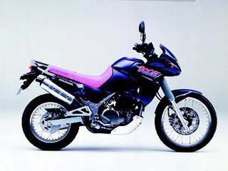 カワサキ KLE400 1991年 4月