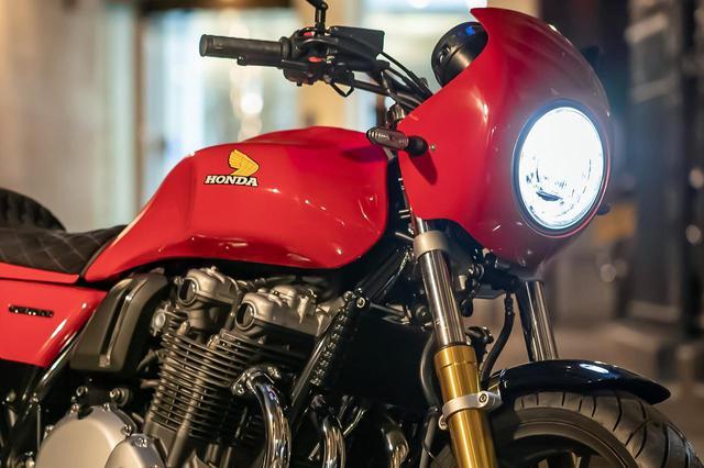 画像: ホンダ「CB1100RS 5FOUR」とは?/80年代テイストのスペシャルCBは、わずか54台の激レアモデル - webオートバイ