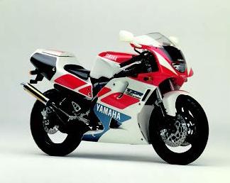 Images : ヤマハ TZR250R SP 1991年12月