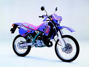 Images : カワサキ KDX125SR 1992 年1月