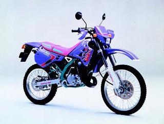 カワサキ KDX125SR 1992 年1月