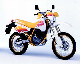 Images : スズキ DR250S/SH 1991年 4月/2月