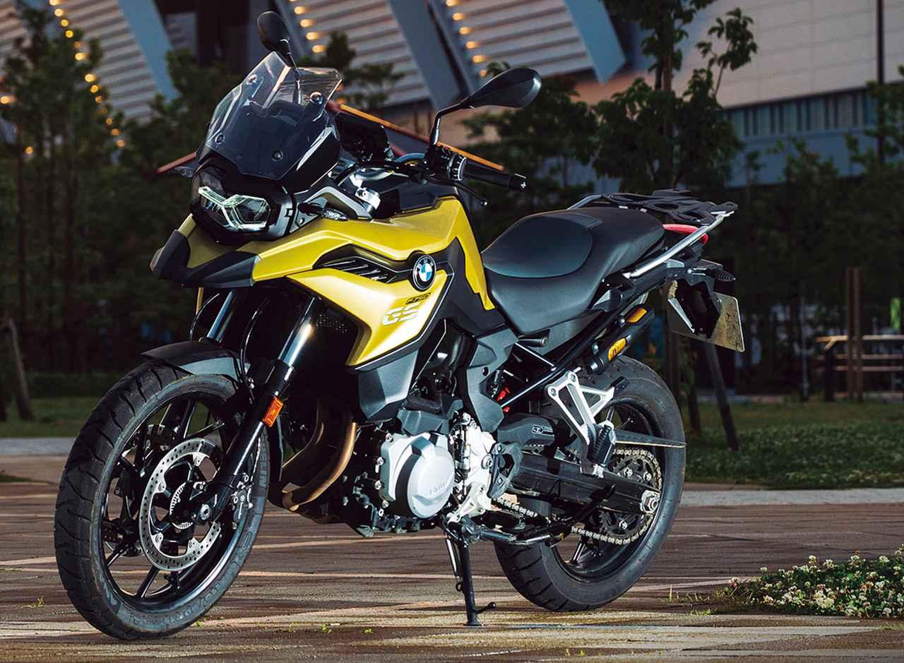 Images : 8番目の画像 - BMW F750GSの画像を全て見る! - webオートバイ