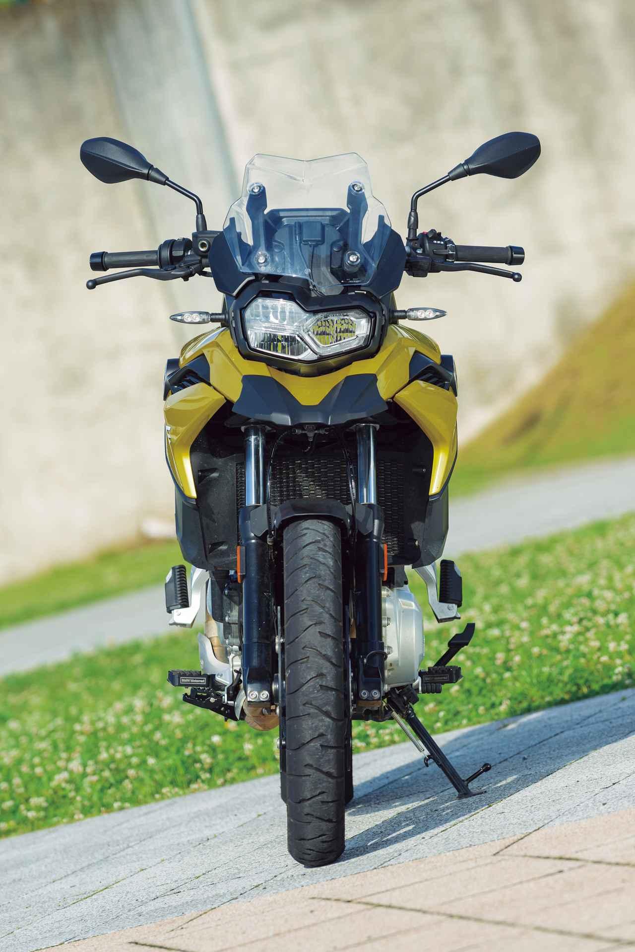 Images : 13番目の画像 - BMW F750GSの画像を全て見る! - webオートバイ