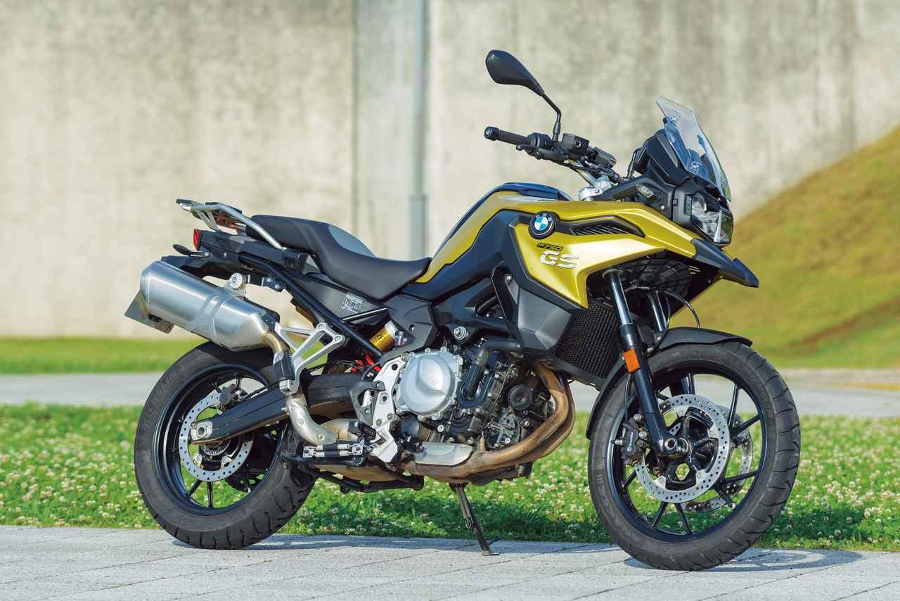 Images : 7番目の画像 - BMW F750GSの画像を全て見る! - webオートバイ