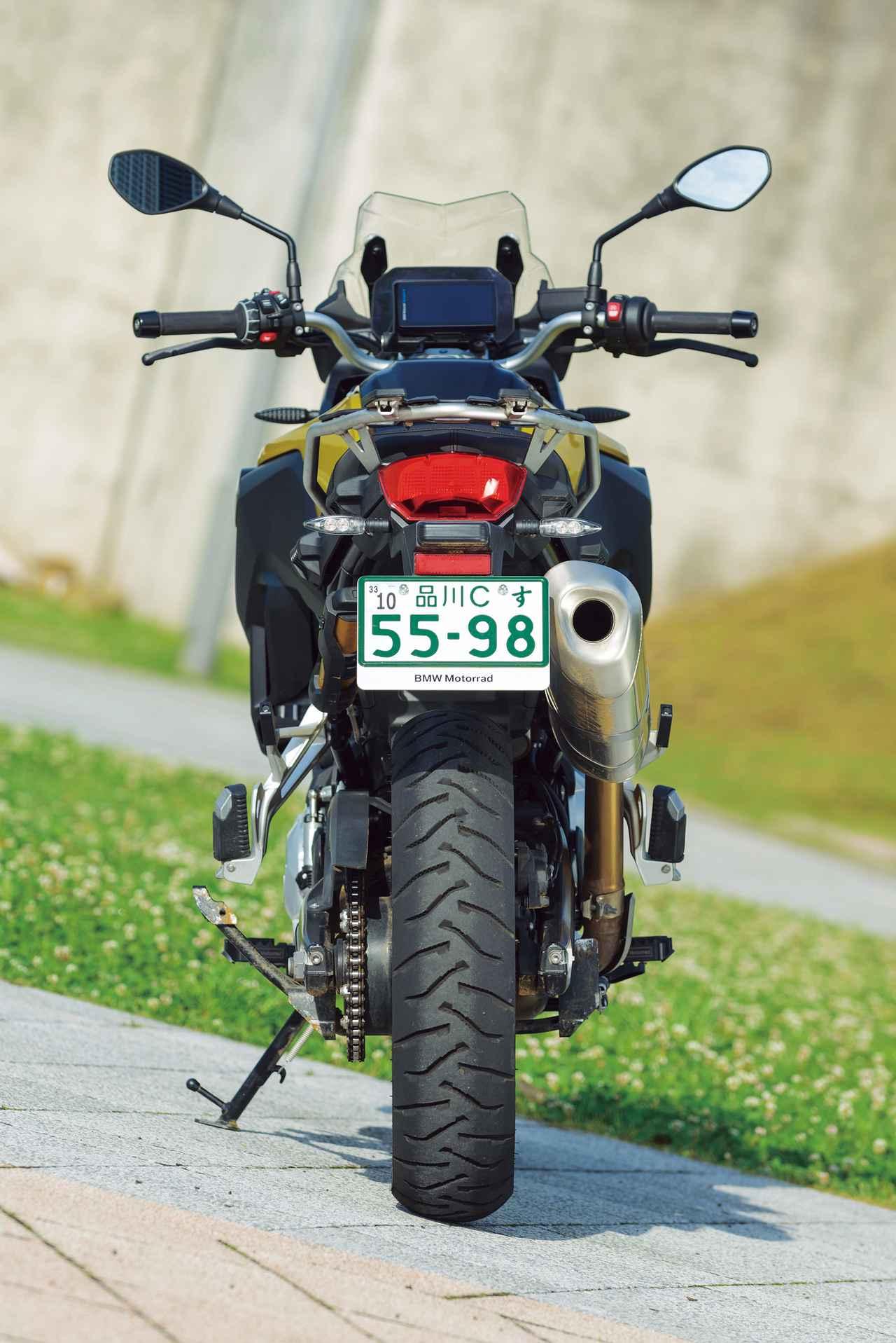 Images : 14番目の画像 - BMW F750GSの画像を全て見る! - webオートバイ