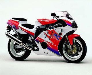 スズキ GSX-R400R/SP 1992 年1月
