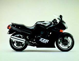 Images : カワサキ ZZR1100[C3] 1992 年