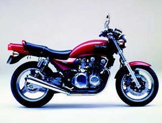 カワサキ ゼファー750 1991年 9月