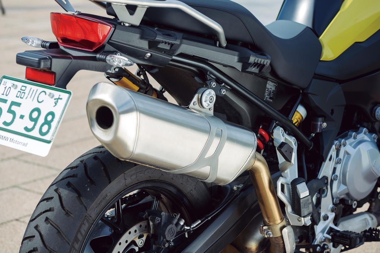 Images : 3番目の画像 - BMW F750GSの画像を全て見る! - webオートバイ