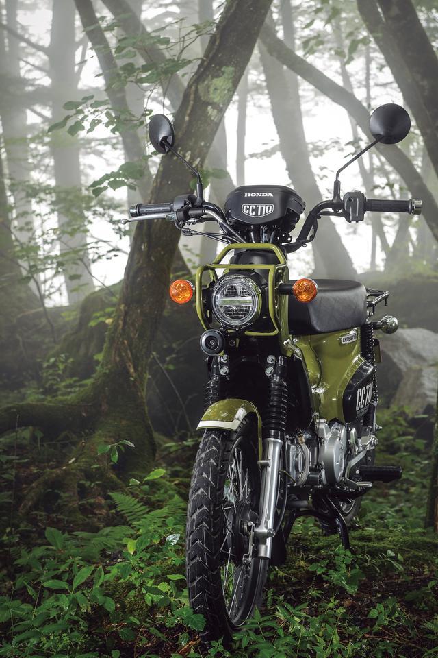 画像1: ホンダ「クロスカブ110」ツーリング・インプレ/オフロード走行だって楽しめる原付二種界のアドベンチャーバイク