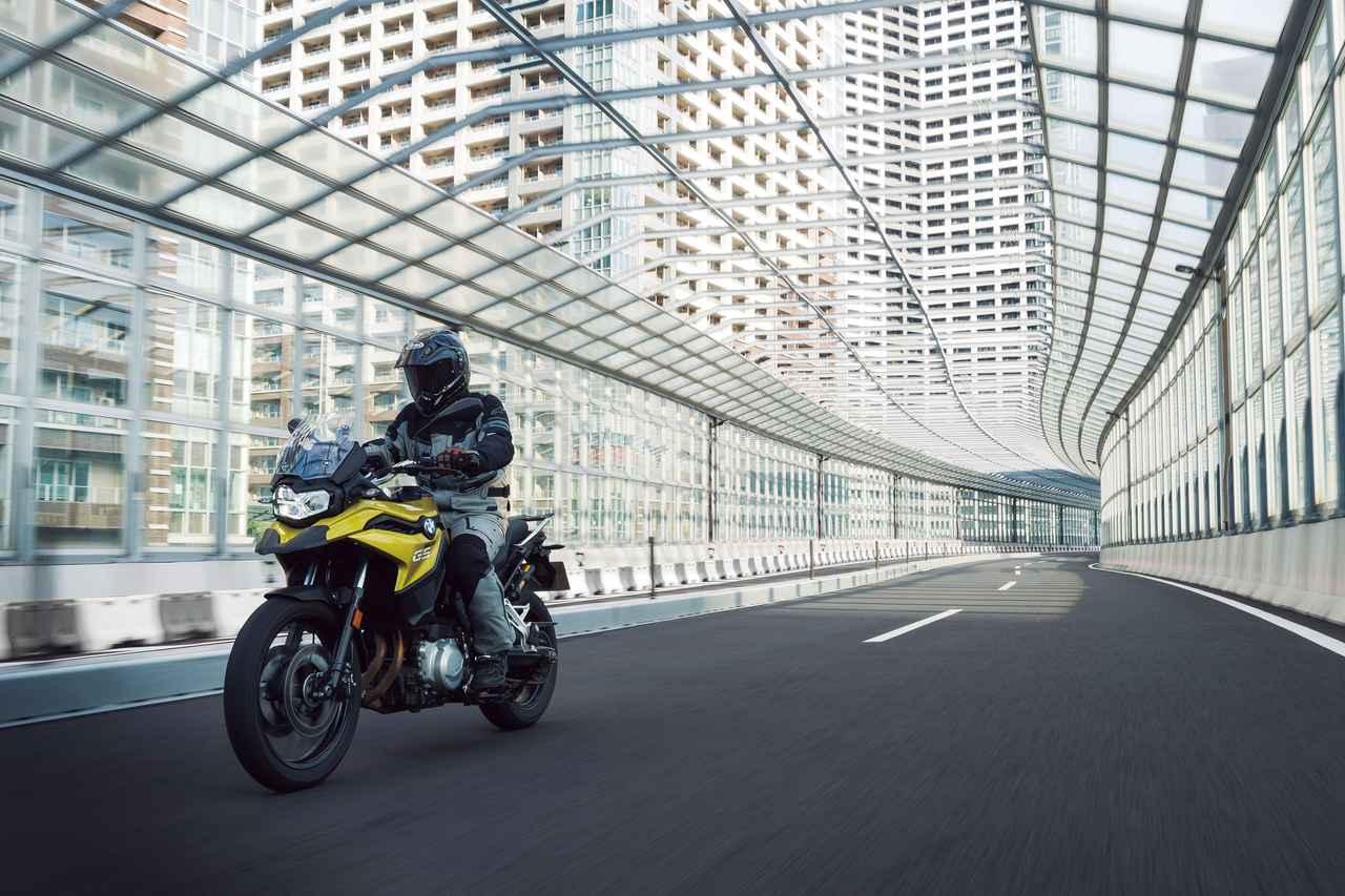 Images : 1番目の画像 - BMW F750GSの画像を全て見る! - webオートバイ