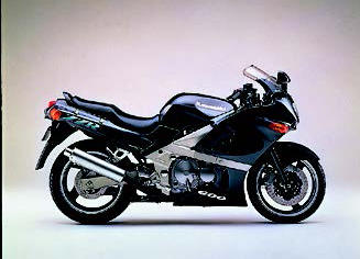 Images : カワサキ ZZR600 1993 年
