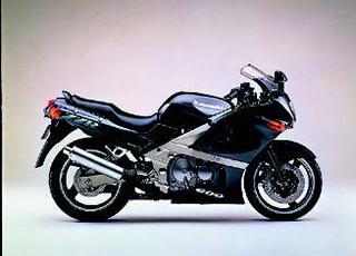 カワサキ ZZR600 1993 年