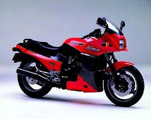 Images : カワサキ GPZ900R 1993 年2月
