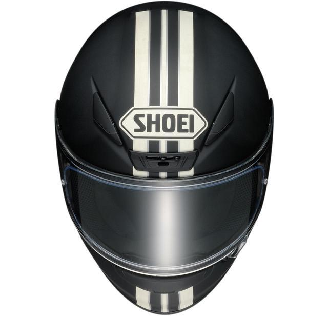 画像: さりげなくも強い個性のストライプ、SHOEIから〈Z-7〉のグラフィックモデル「Z-7 EQUATE」が登場! - webオートバイ