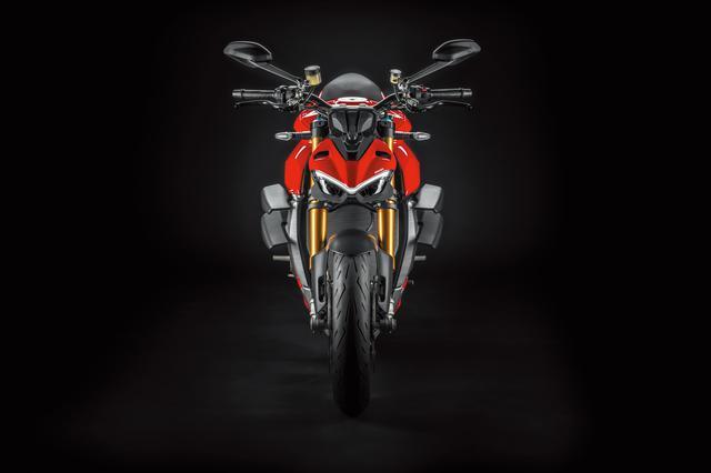 画像2: ドゥカティ「ストリートファイターV4/S」を解説! 史上最強、208PSを誇る究極のネイキッドスポーツバイク