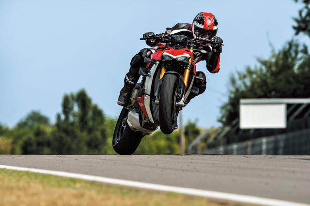 画像: V4スーパーバイクをカウルレスにした衝撃の1台