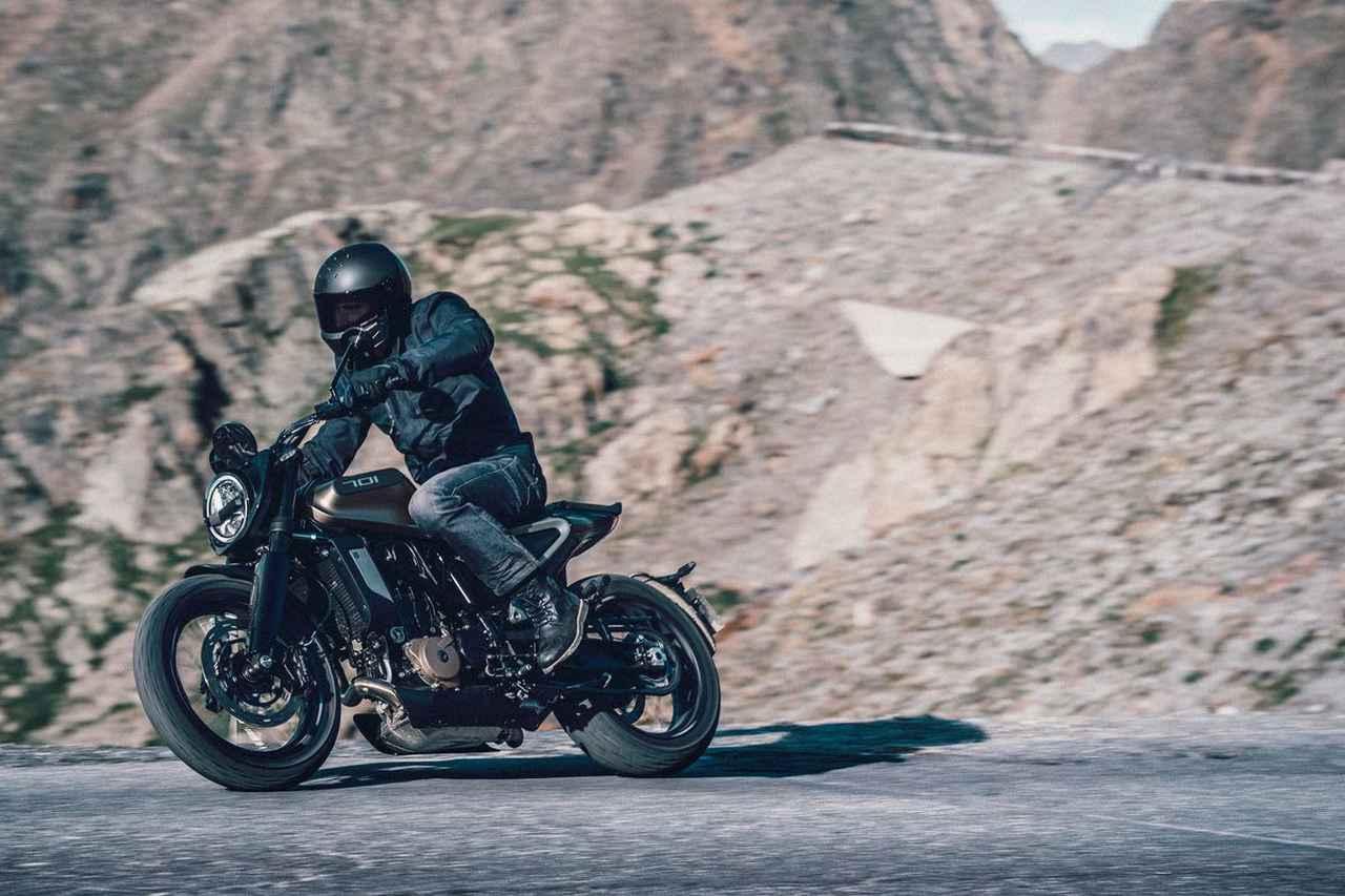 Images : 4番目の画像 - 新型「VITPILEN 701」「SVARTPILEN 701」の写真をもっと見る! - LAWRENCE - Motorcycle x Cars + α = Your Life.
