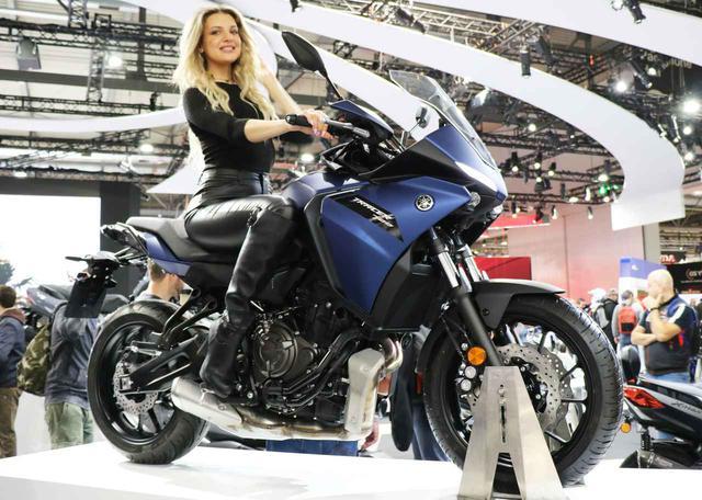 画像: 【EICMA 2019速報!】トレーサーシリーズの新世代モデルが登場! ヤマハ新型「トレーサー700」はこれだ! - webオートバイ
