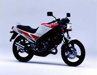ヤマハ TZR125 1992 年 3月