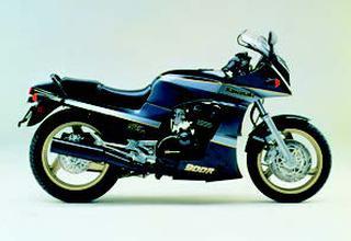 カワサキ GPZ900R 1993 年