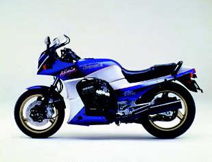 Images : カワサキ GPZ900R 1992 年 3月