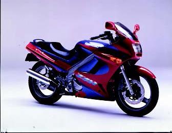 Images : カワサキ ZZR250 1992 年12月