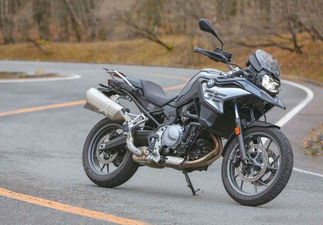 画像: キャラクターは大違い!? BMW「F750GS」「F850GS」!#試乗インプレ(2019年) - webオートバイ