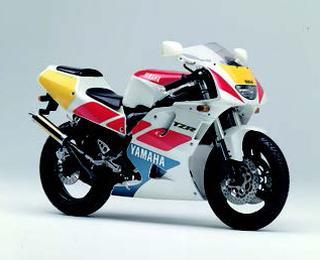 ヤマハ TZR250RS 1992 年 4月