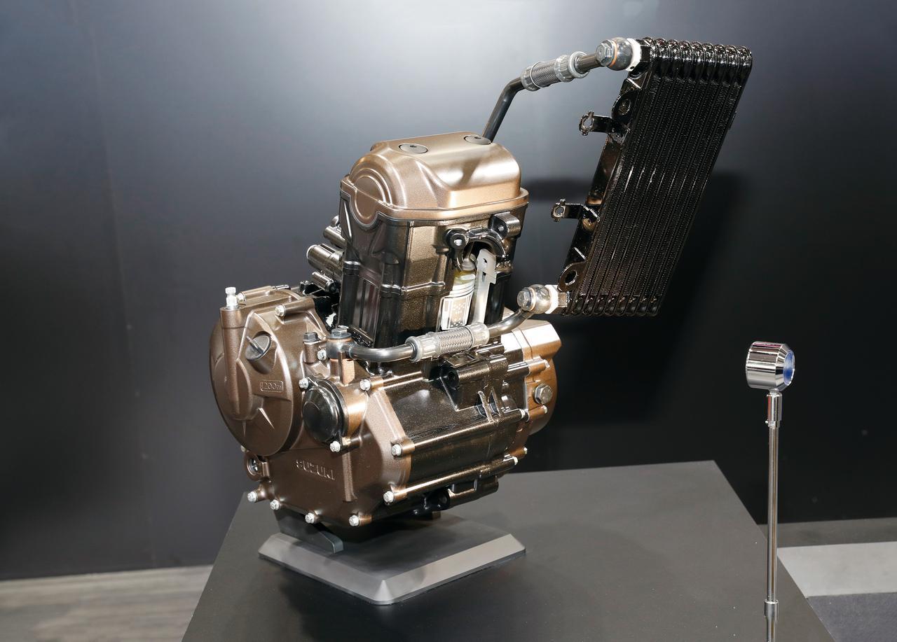 Images : 7番目の画像 - スズキ「GIXXER250SF」「GIXXER250」の写真を見る! - webオートバイ
