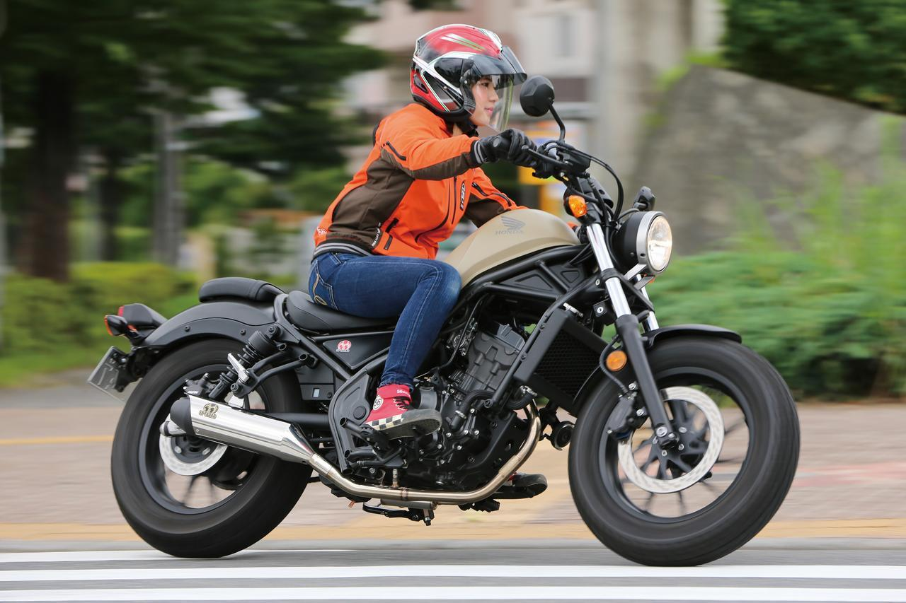 画像: 「エキパイだけ」でも力強さ大幅アップ『SP TADAO レブル用 パワーボックスパイプ&マフラー』 - webオートバイ