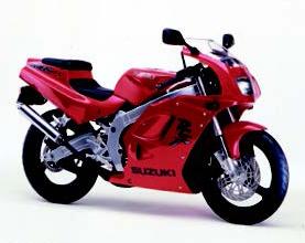 Images : スズキ RG200Γ 1992 年 5月
