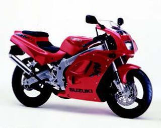 スズキ RG200Γ 1992 年 5月