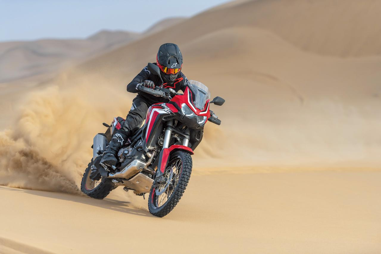 Images : 2番目の画像 - CRF1100L Africa Twinの写真をまとめて見る! - webオートバイ