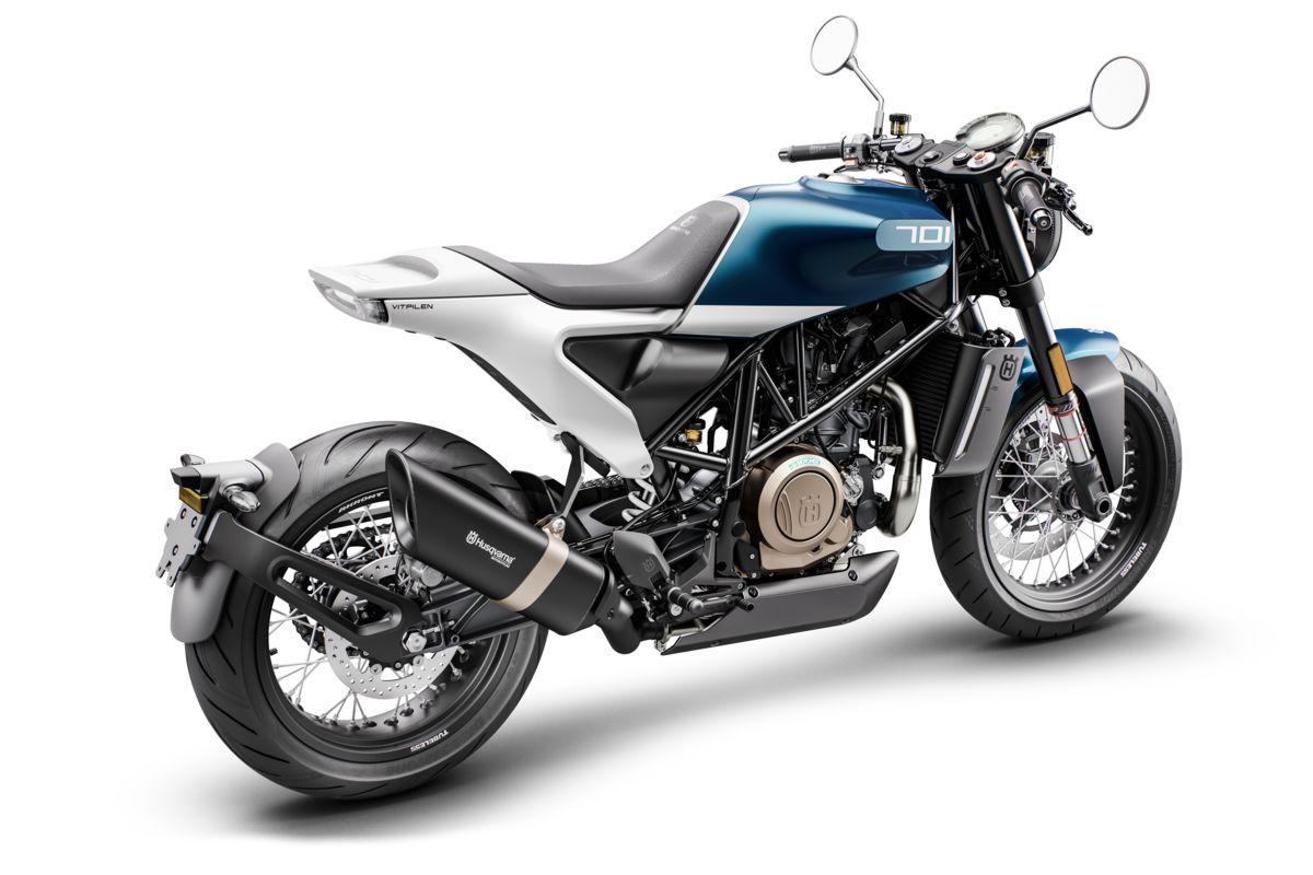 Images : 13番目の画像 - 新型「VITPILEN 701」「SVARTPILEN 701」の写真をもっと見る! - LAWRENCE - Motorcycle x Cars + α = Your Life.
