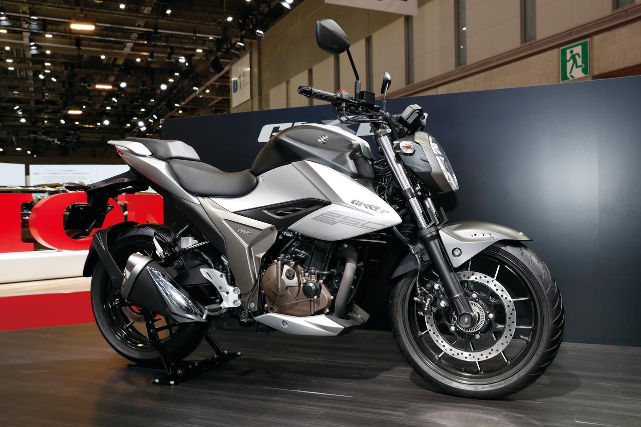 Images : 1番目の画像 - スズキ「GIXXER250SF」「GIXXER250」の写真を見る! - webオートバイ